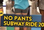 Le No Pants Subway Ride