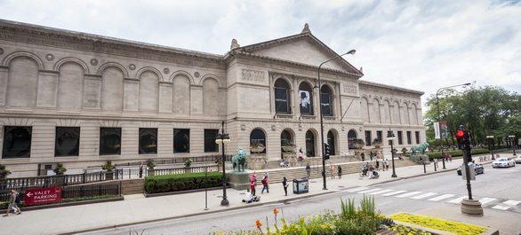 Visiter The Art Institute of Chicago - Musée d'art incontournable à Chicago