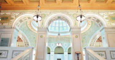 Visiter le Le Chicago Cultural Center - Activités culturelle gratuite