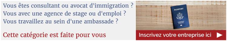 Présentez votre entreprise – Immigration