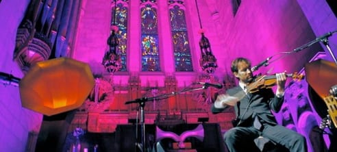 Les concerts gratuits de la Fourth Presbyterian Church