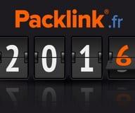Packlink vous souhaite une bonne année et vous offre 15% de réduction sur vos envois !
