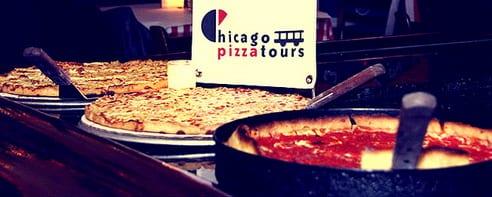 Les Chicago Pizza Tours