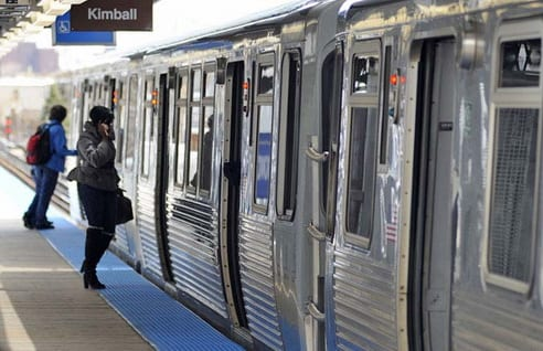 Les transports en commun à Chicago