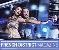 Naissance de French District Magazine