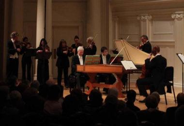 Bach dans les bacs