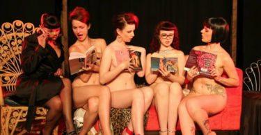 « Naked Girls Reading », quand les livres vous mettent à nu
