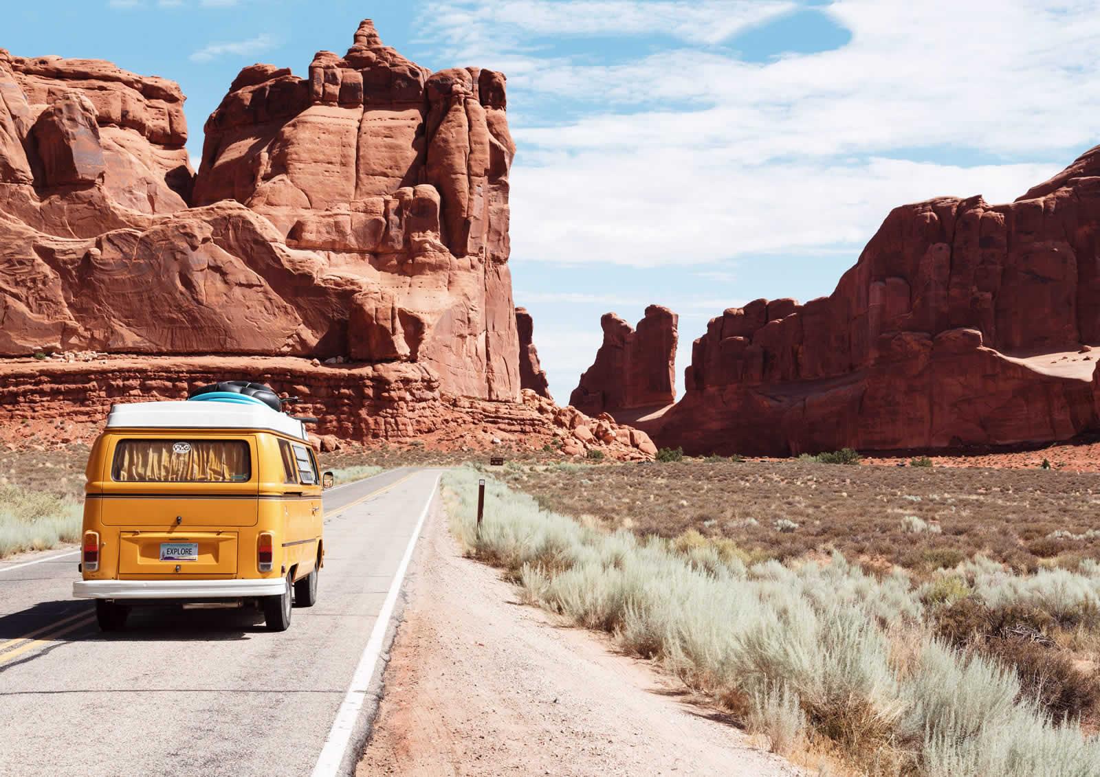 Les road trips qui vous font aimer le bitume