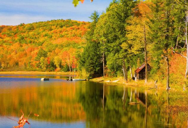 Le Vermont, par monts et par verts