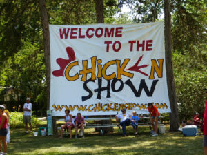 wayen chicken show