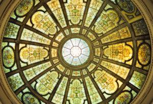 Chicago Cultural Center interior