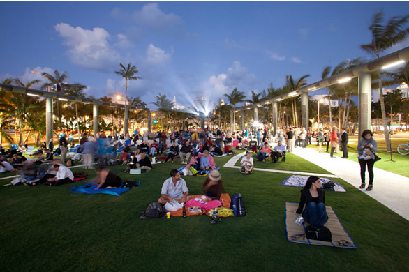Watch Stars Of The Screen For Free Under At Miami Beach