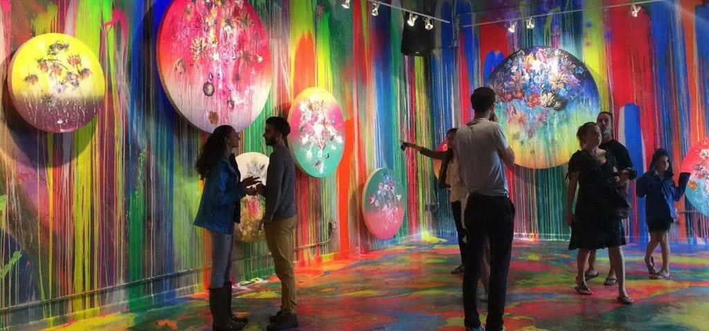 Les insolites à Miami, les soirées Art Walk à Wynwood