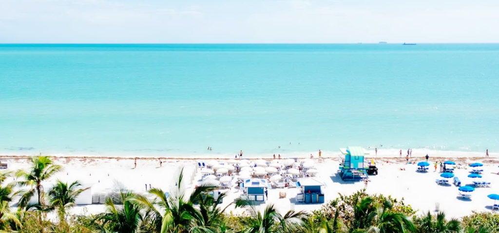 Les immanquables de Miami, visiter South Beach