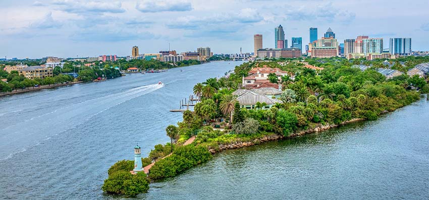 meilleures-villes-investissement-immobilier-floride-rentabilite-location-saisonniere-tampa