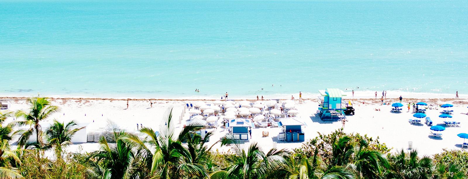 Des plages pour tous et à chacun sa plage en Floride