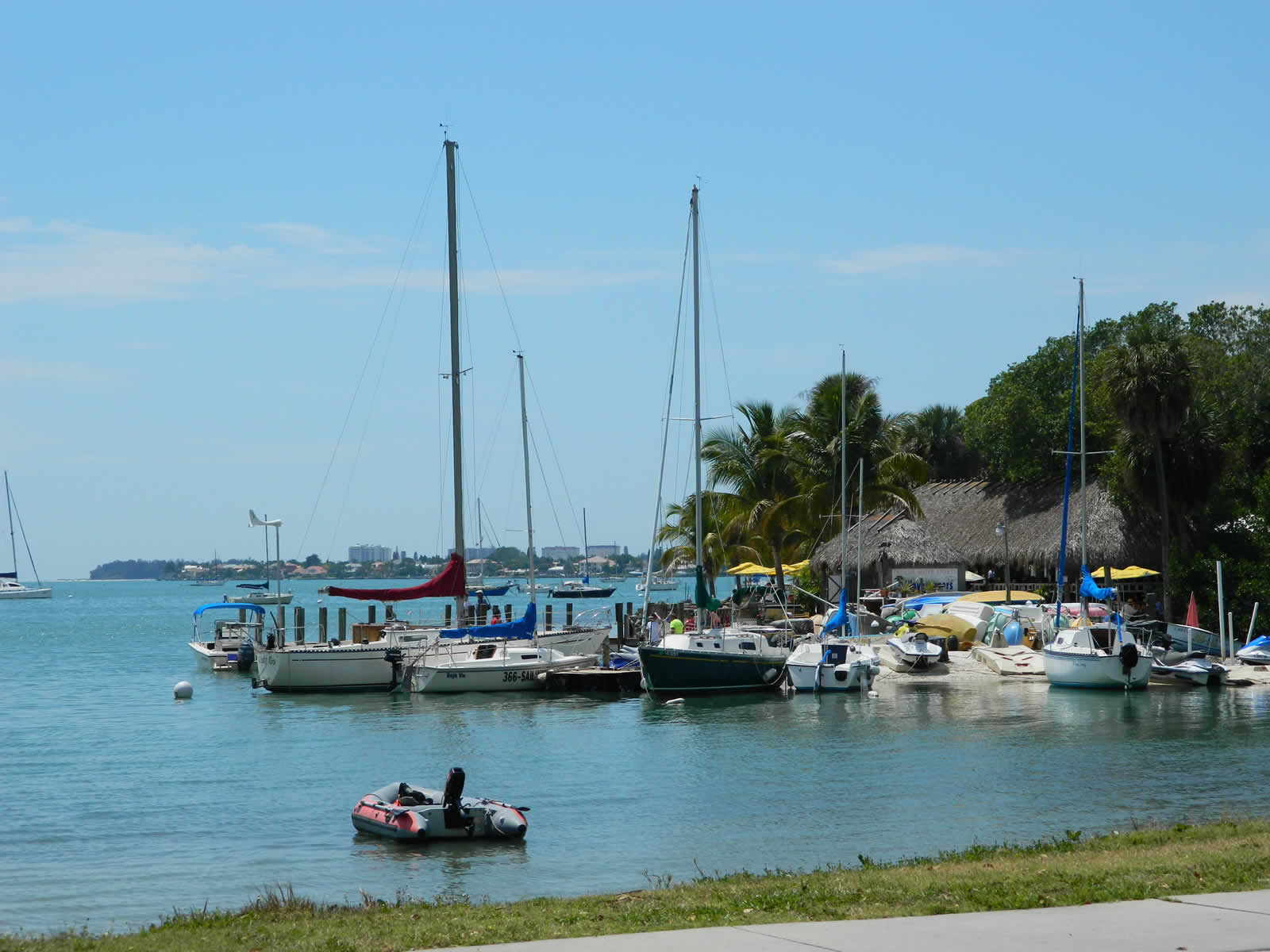 Une journée à Sarasota, « le visage tranquille de la Floride »