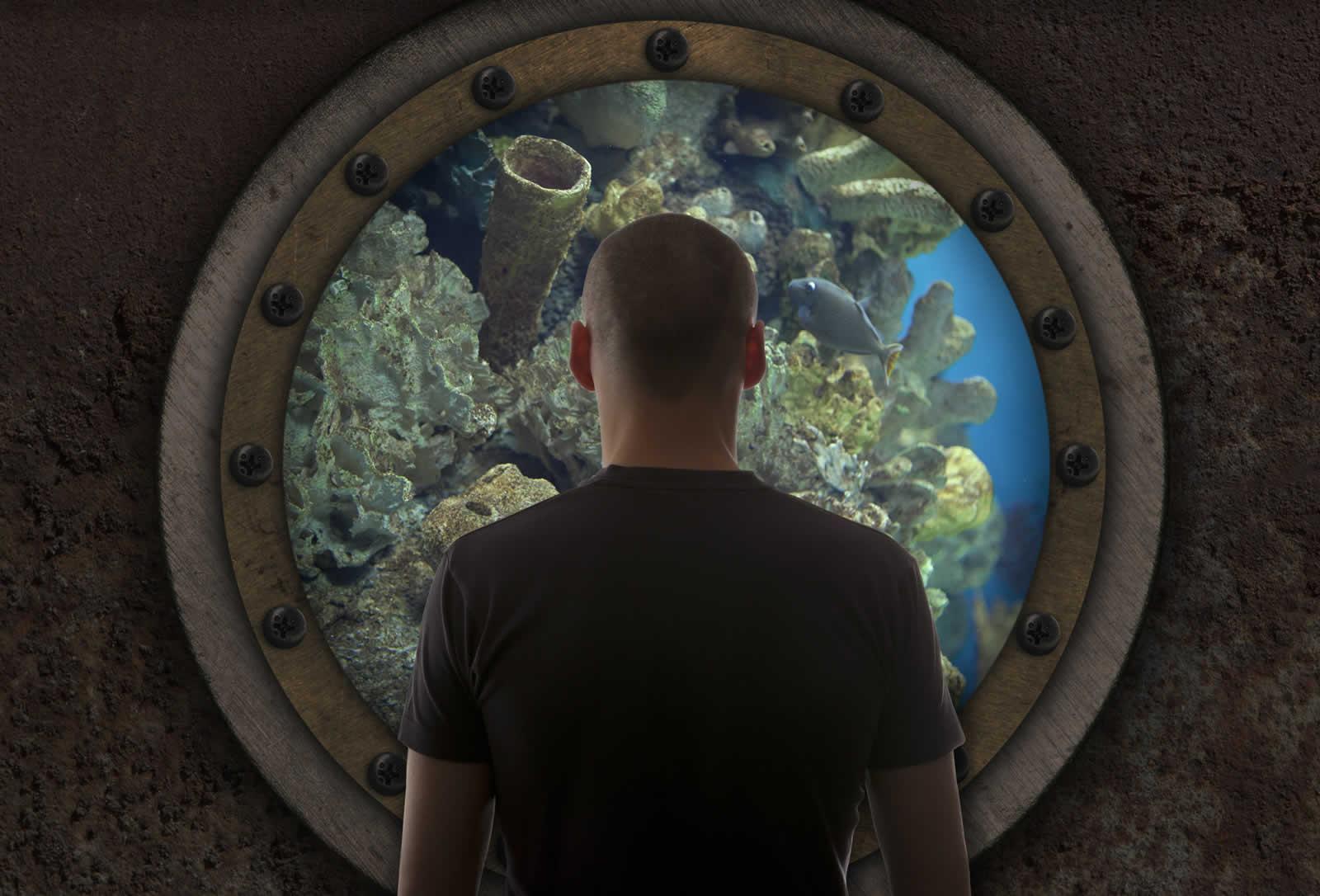 Jules Undersea Lodge, l'hôtel à 20,000 lieux sous les mers