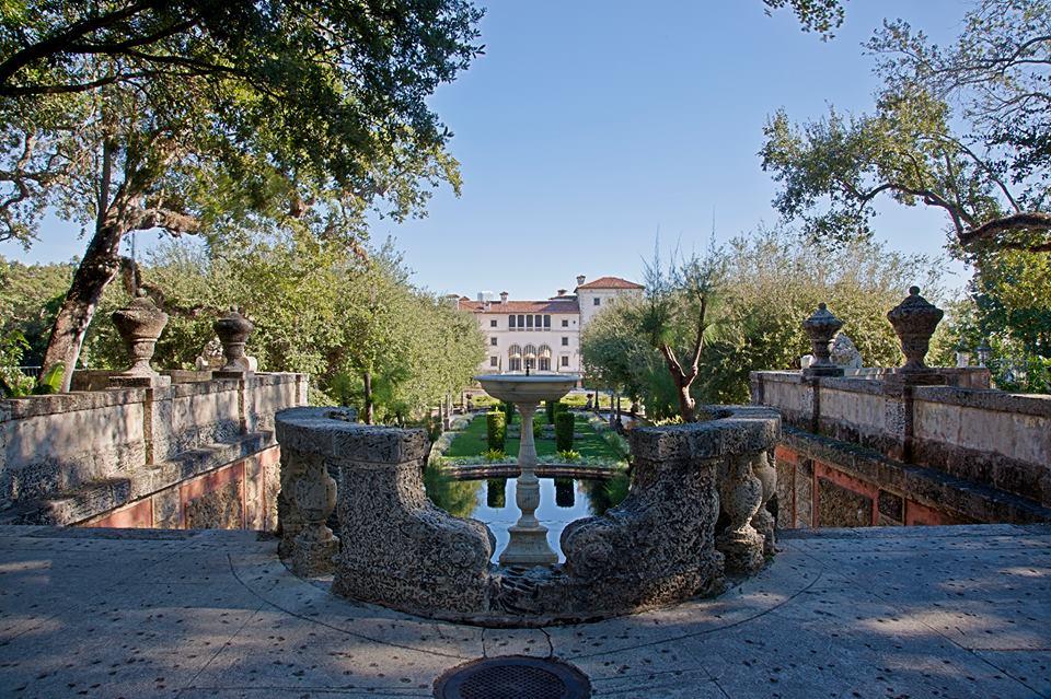 Les Vizcaya Museum and Gardens
