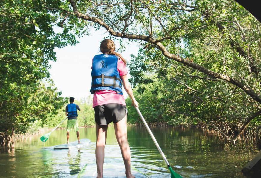 Oleta River Park, le plus grand parc urbain de Floride