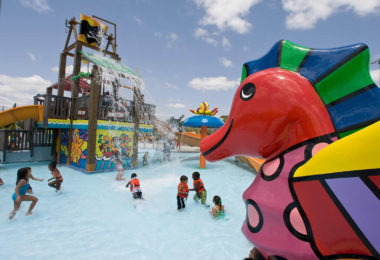 Black Beards Beach at Grapeland Water Park à Coral Gables