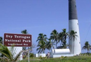 Dry Tortugas - Visite de ces îles des Keys, Floride : Fort Jefferson…