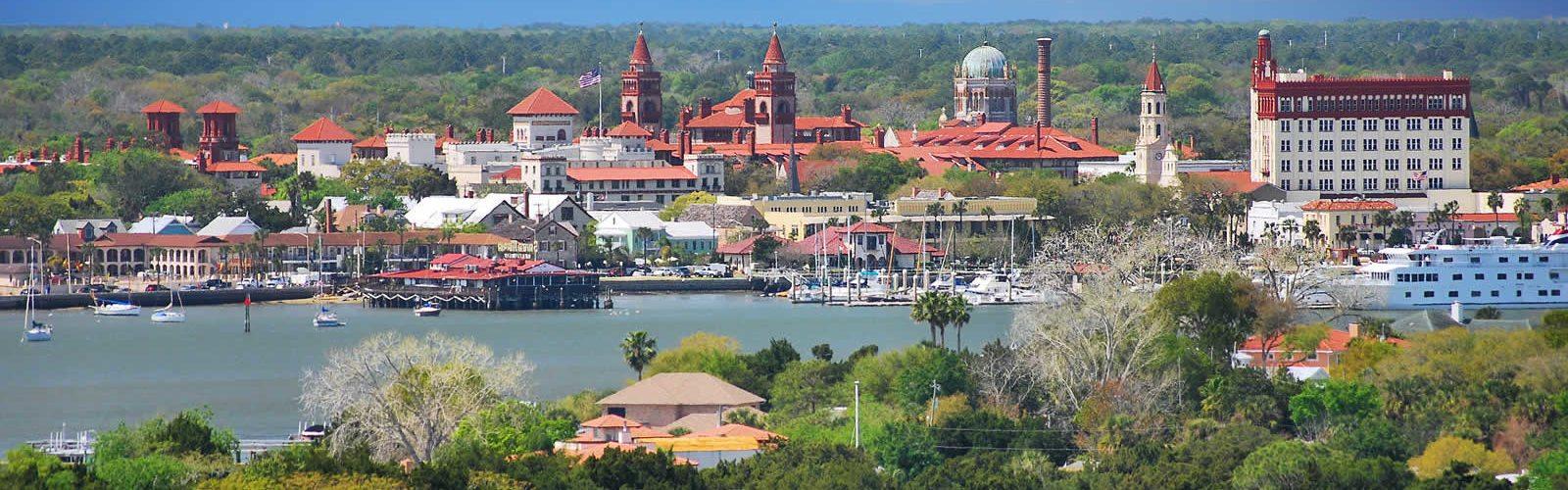Visite Saint Augustine Floride Une