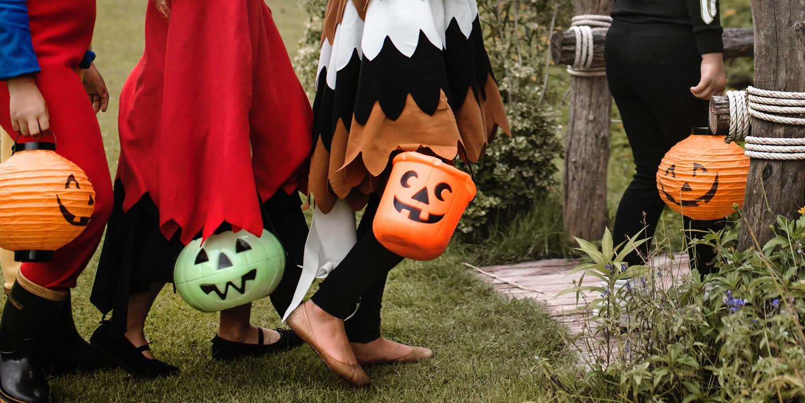 Les 10 secrets pour conjurer les mauvais sorts pendant Halloween