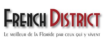 French District le quartier francais en Floride