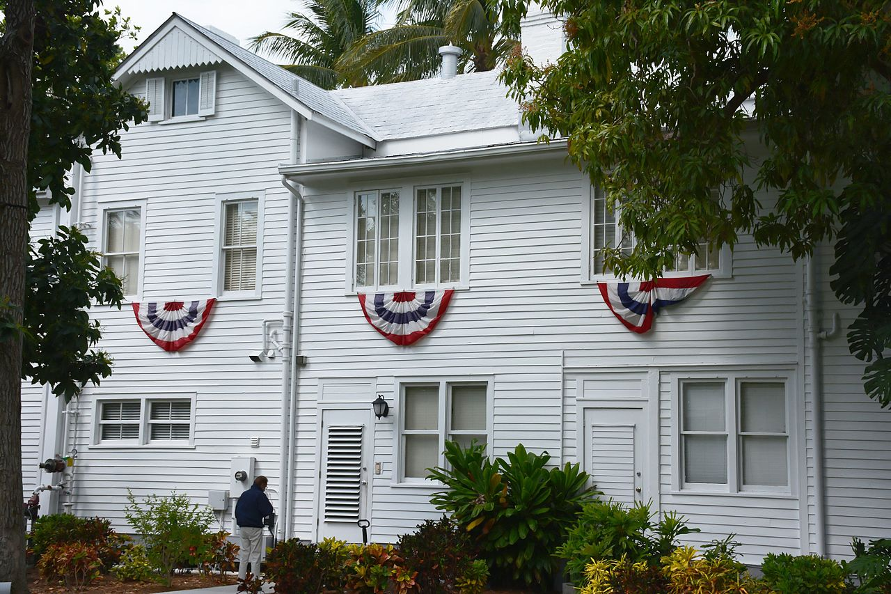 The Little White House à Key West