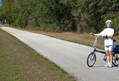 Les plus longues pistes cyclables en Floride - Faire du vélo
