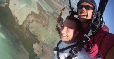 Sports de hauteur à Miami, Orlando - Parachute ascensionnel, Jetlev