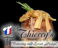 Thierry's Catering and Event Design