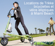 SoBe Funride location de vélos à Miami Beach