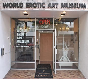 World museum of erotic