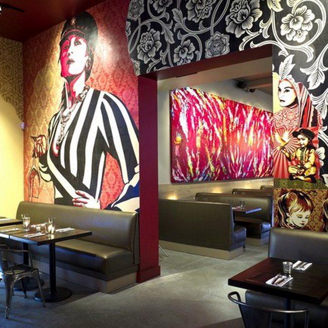 Wynwood Kitchen & Bar, Miami : Bar & Art, Quartier Des Arts
