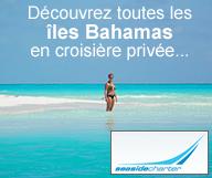 Seaside Charter – Catamaran Quasar – BAHAMAS