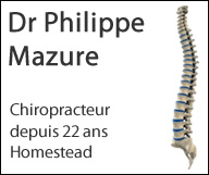 Dr. Philippe Mazure – Homestead Chiropractic Clinic