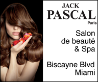 Salon de coiffure et spa Jack Pascal Paris