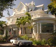 Le Curry Mansion Inn, la maison des pirates - en images