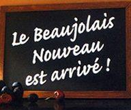 Bistro Saint Tropez fête le retour du Beaujolais Nouveau