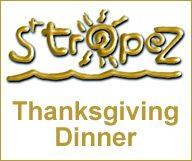 Fêtez Thanksgiving au Bistrot Saint Tropez