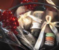 Paniers Cadeaux à la Cave d'Azur pour les fêtes