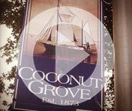 Le centre ville de Coconut Grove