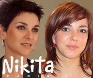 Deux nouveaux talents au salon NIKITA