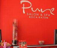 Etre coquette jusqu'au bout des ongles pour la St Valentin 2013 grâce à Pure Salon & Spa