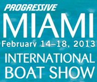 Le Miami International Boat Show revient pour une nouvelle édition du 14 au 18 février 2013