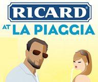 Exceptionnel : Dégustation de Ricard, apéritif et pétanque à La Piaggia le 22 février 2013, une soirée French District !