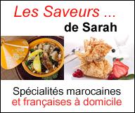 Les saveurs de Sarah
