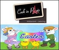 Un délicieux weekend de Pâques…